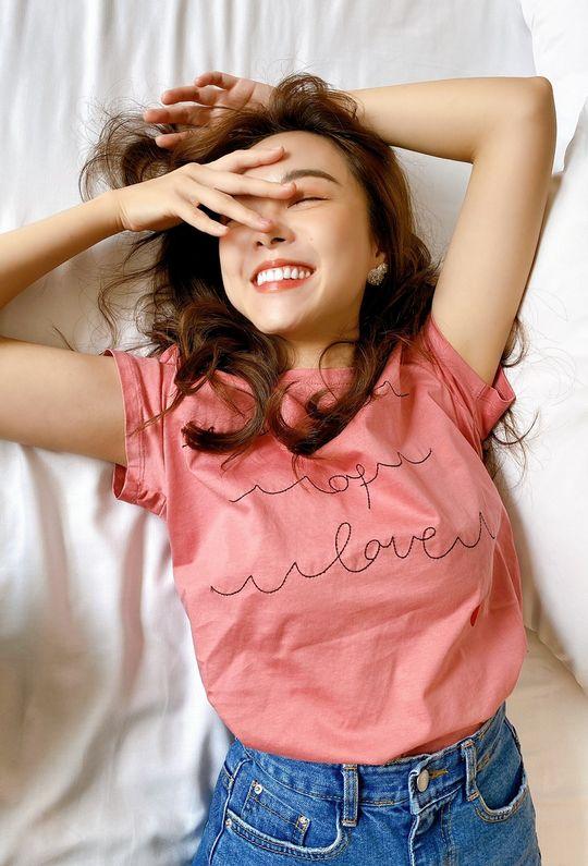 只想愛妳棉料TOP 200538 {預購+現貨}