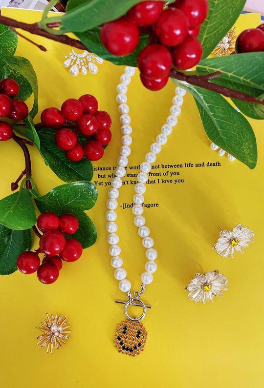 夏綠蒂的珠寶盒珍珠項鍊 200784 {預購+現貨}