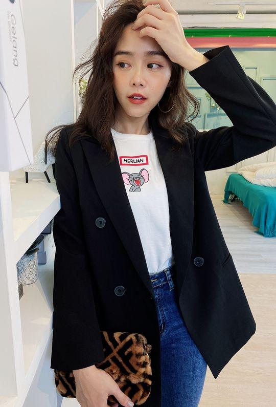 愛的獨白西裝外套 200965 {預購+現貨}