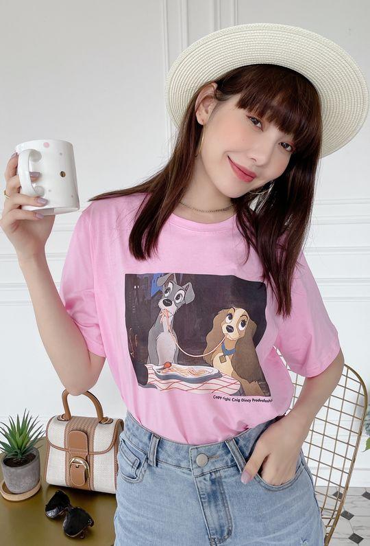 愛的羅曼史棉料TOP 210414 {預購+現貨}